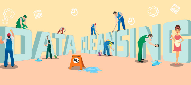 Prime Reasons to Opt for Data Cleansing