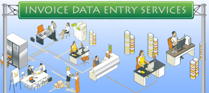 Benefits of Outsourcing Invoice Data Entry Service