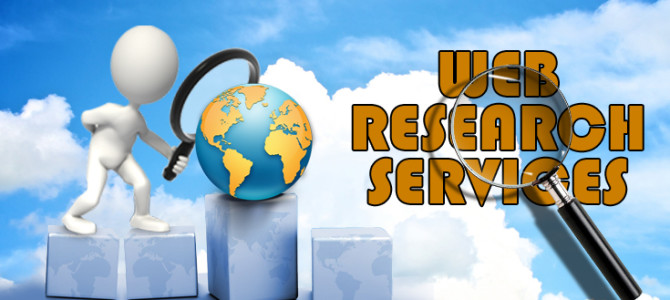 What is Web Research?