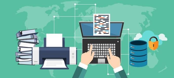 Increase Your Data Storage & Retrieval Skills Through Document Scanning