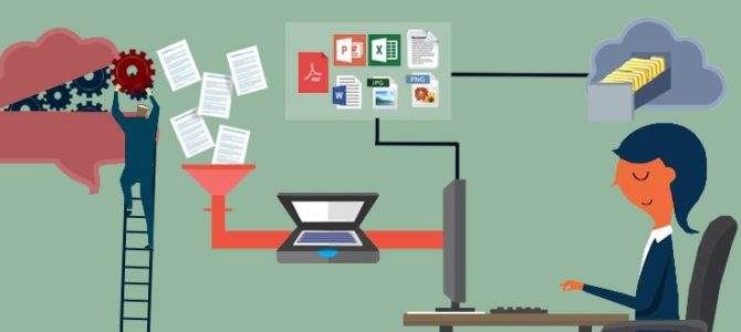 Going from Paper To Digital – The Step-by-Step Process of Document Scanning and Indexing
