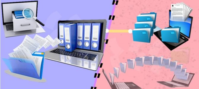 Risks Associated with Document Management at a Paper Based Office