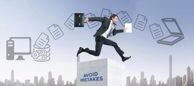 4 Ways you can Avoid Mistakes while Scanning Important Documents
