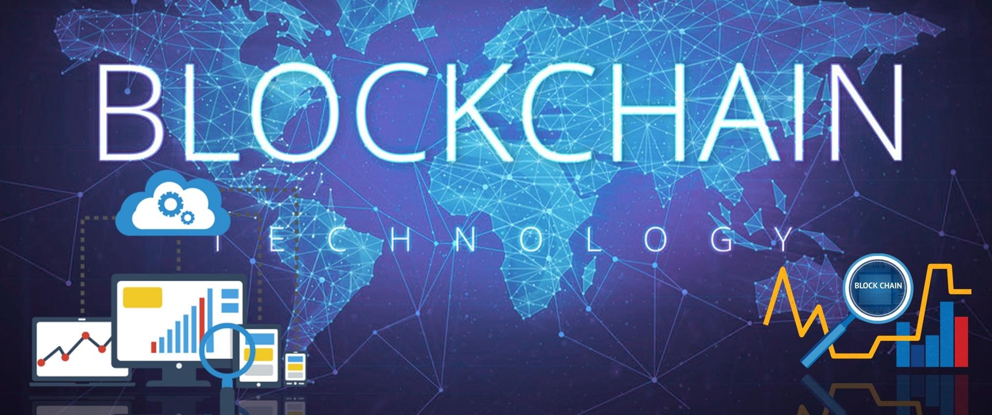 blockchain technology data analytics business