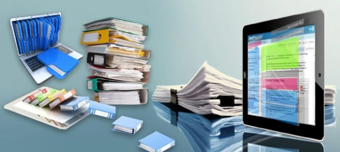 How Document Digitization Helps Success in Business Process?