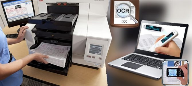 How OCR Service Enhance Quality of Document Scanning