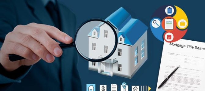 Steps to Recall by Mortgage Lenders in Title Search Process