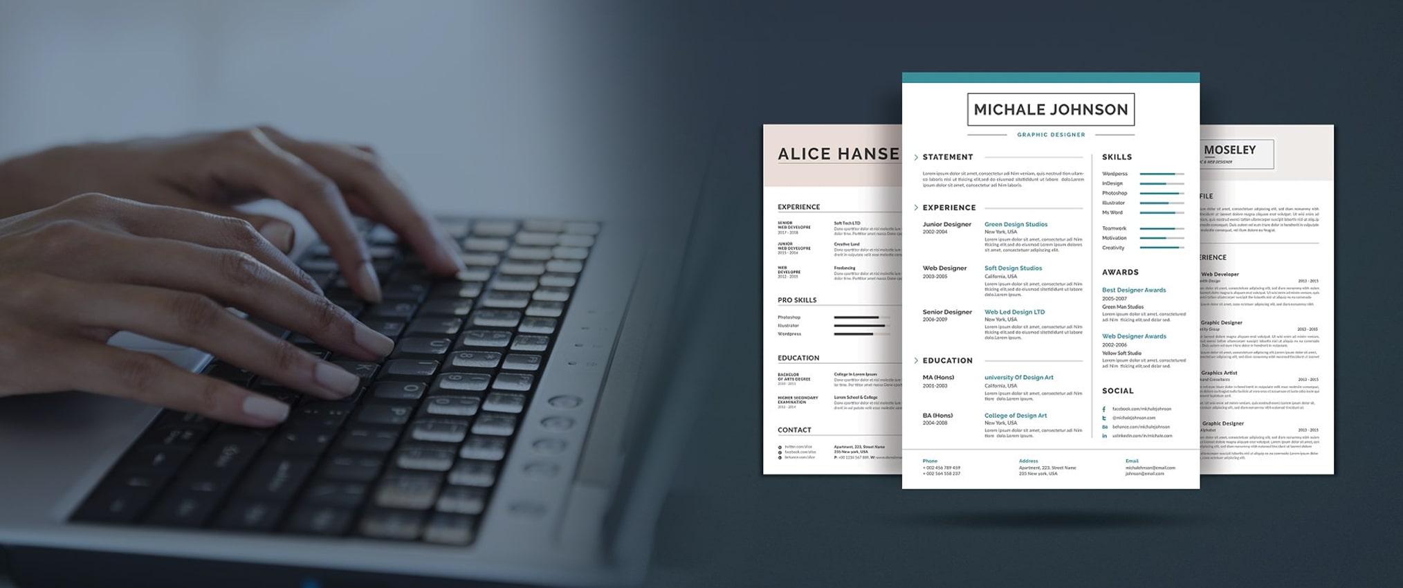 outsource resume processing cv formatting services