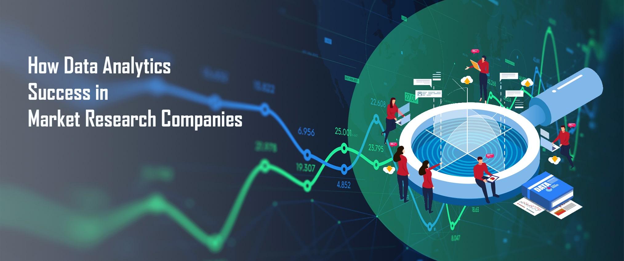data analytics market research companies