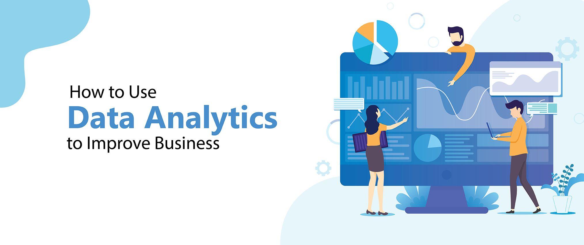 data analytics business