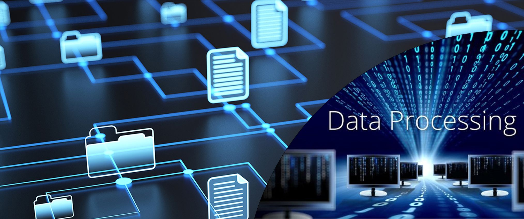 electronic data processing business