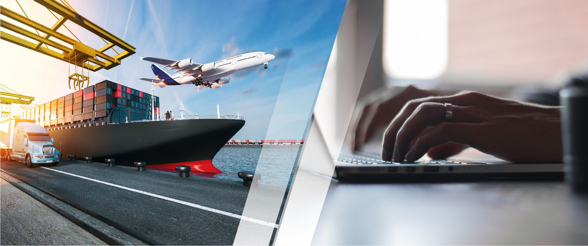 logistics business outsourcing back office process